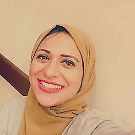 <strong>Manar Mokhtar</strong> <small>Project Accountant</small>